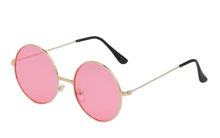Store oversize solbriller til menn og damer